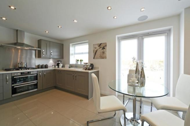 4 Bedroom Detached House For Sale In Gwaun Miskin