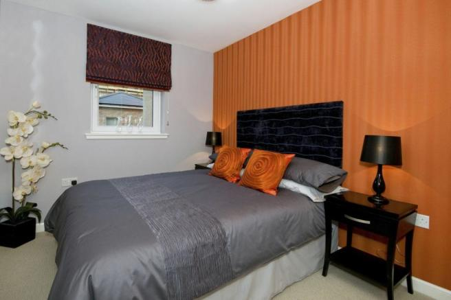 The Lyell Bedroom One