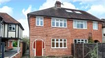 3 bed semi detached home for sale in Chobham Road...