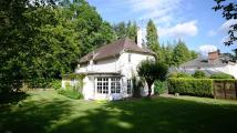 Detached property in London Road, Windlesham...