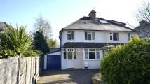 3 bed semi detached house to rent in Station Road