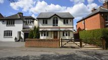 Detached home in Whitmore Lane