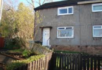 2 bedroom semi detached house in Kilmeny Crescent, Wishaw...