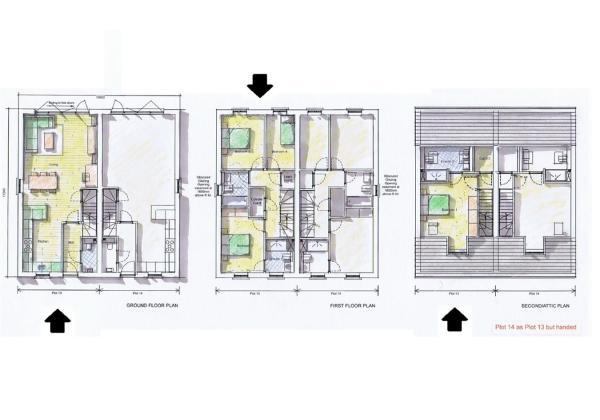 Preliminary Floor P