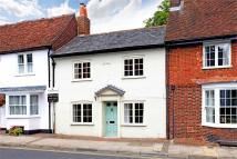 3 bed Terraced home for sale in Alresford, Hampshire