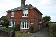 Alresford semi detached property to rent