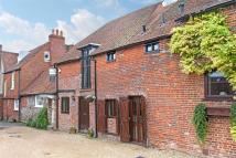1 bed Terraced home in Alresford, Hampshire
