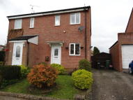 semi detached property in Priory Glade, Yeovil