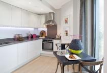 1 bed new Flat in Clayponds Lane...