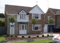 4 bed Detached home in Hannington Place...