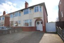 3 bed house in Balmoral Drive...