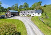 4 bed Detached house for sale in Upper Fishpools, Bleddfa...