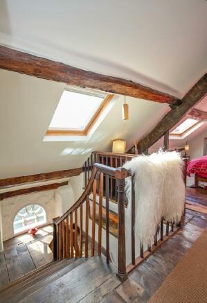 Master Bedroom Stair