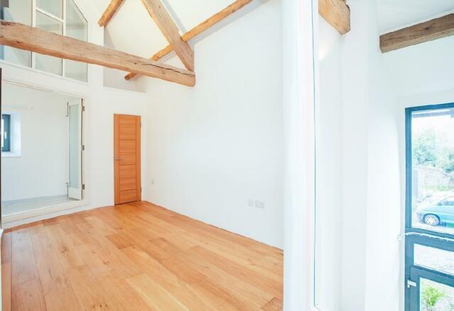 Bedroom 1 from Doorw