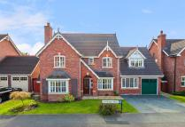 4 bed Detached home in Loveridge Drive...