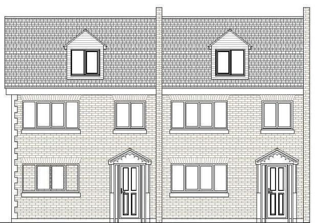 Houses - Front Ele.j