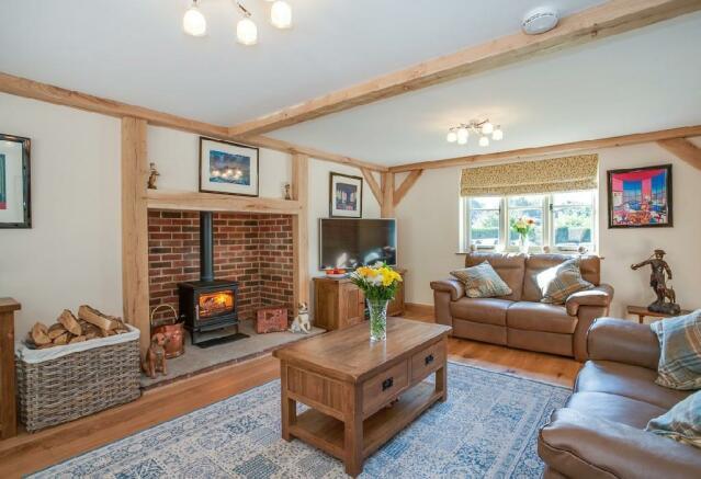 Plot 3 Living Room 1