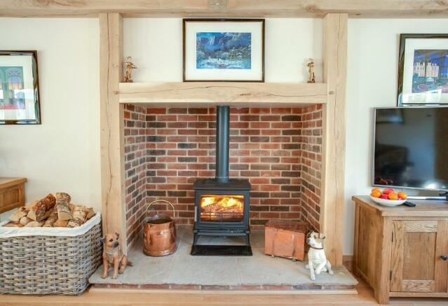Plot 3 Fireplace Det