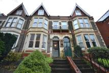 Terraced property in Ninian Road, Roath Park...