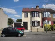 semi detached house in Knighton Road,  Romford...