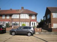 semi detached home in Gordon Road,  Romford...