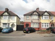 3 bedroom semi detached house in Brian Road,  Romford, RM6