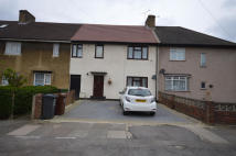 Terraced property in Campden Crescent...