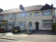 Terraced property to rent in Springfield Drive...