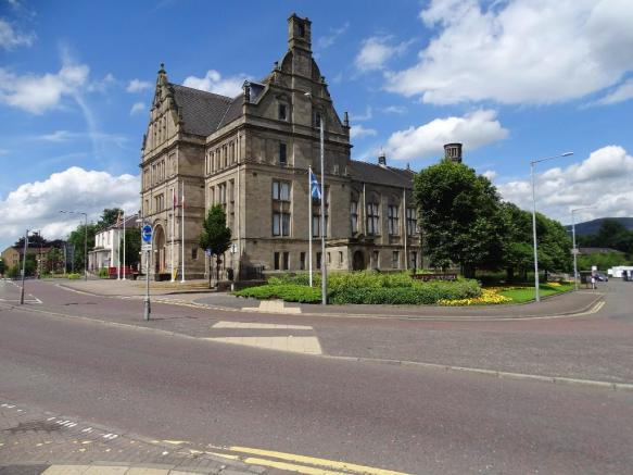 Alloa Town Hall