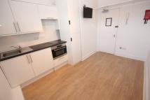 Studio apartment in Talgarth Road, London...
