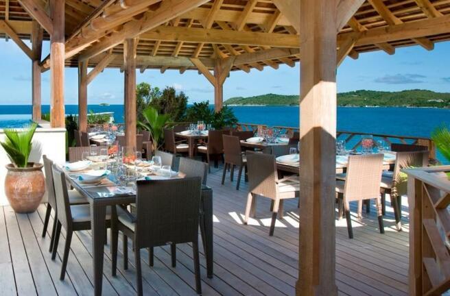 Resort Dining Room