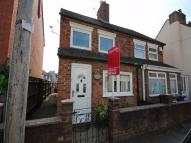 semi detached house for sale in High Street, Rocester...