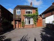 Detached home for sale in Holly Road, Uttoxeter...