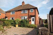 3 bedroom semi detached home in Northfield Avenue...