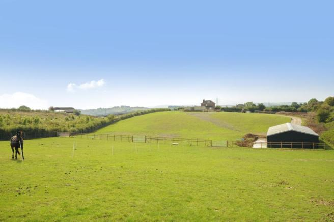 Coombe Farm House