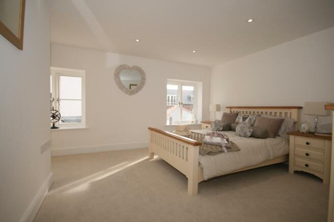 Sample Bedroom Area