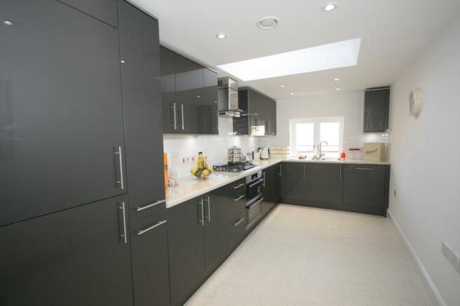 Sample Kitchen Area