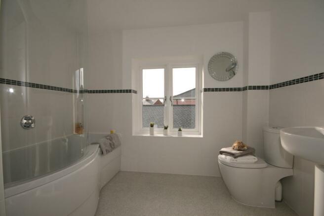 Sample Bathroom Area