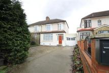 semi detached home for sale in Village Road, Enfield...