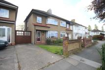 3 bed semi detached home for sale in Apple Grove, Enfield, EN1
