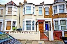 Terraced house in Parkhurst Road...