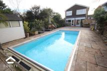 Detached house for sale in Robson Close, Enfield...