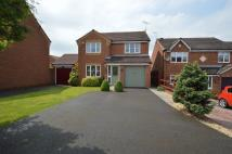 4 bed Detached house for sale in Bracken Road, Shirebrook