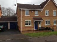 3 bed semi detached house for sale in Pine Close, Branston