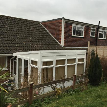 Potential to extend in loft STPP