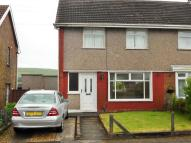 2 bedroom semi detached house in 11 Cwm Nant, Cimla...