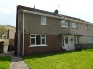 2 Llys Dwfnant semi detached house for sale