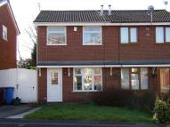 2 bed semi detached home to rent in Pinnington Road, Whiston...
