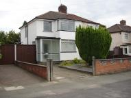 3 bedroom semi detached property to rent in Windy Arbor Road...