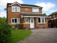 4 bed Detached house in Harvard Grove, Prescot...